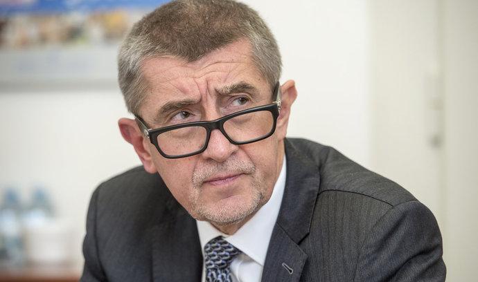 Babiš: Kalousek dělá beranidlo pro ČSSD za podpory komunistů