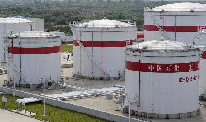 Největší asijský zpracovatel ropy zvýšil zisk téměř o polovinu