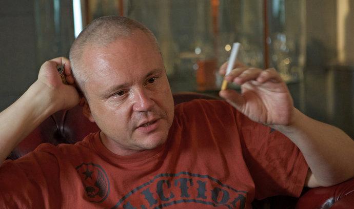 Jakub Horák: Základní průser tady je, že tu chybí nějaká duchovní rovina