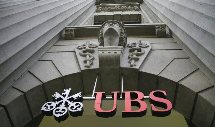 UBS zvýšila zisk téměř o desetinu
