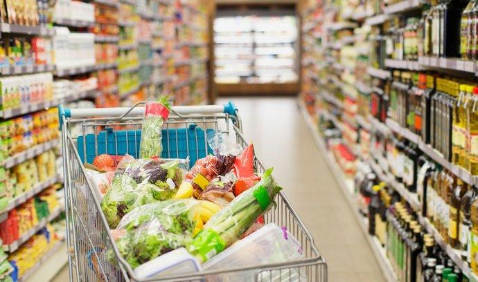 Inflace v srpnu stagnovala. Rostly ceny potravin, máslo zdražilo až o 45 procent