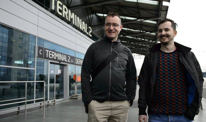 Češi dostali v Řecku dva a půl roku za špionáž. Proti podmínce se odvolají
