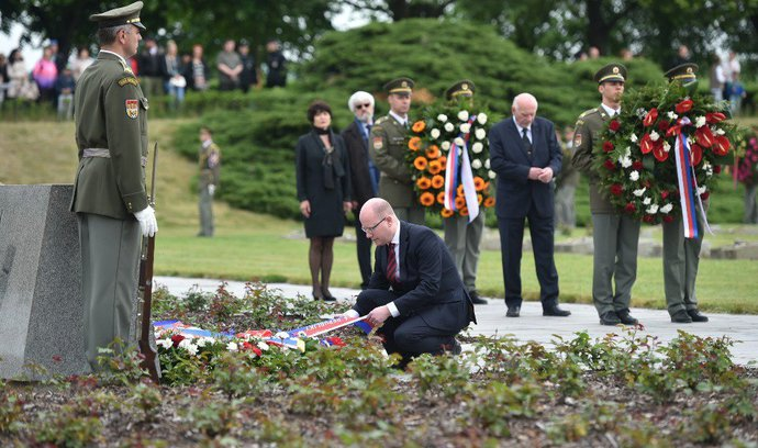 Sobotka: Spolupracující Evropa je pojistkou proti válce a totalitě