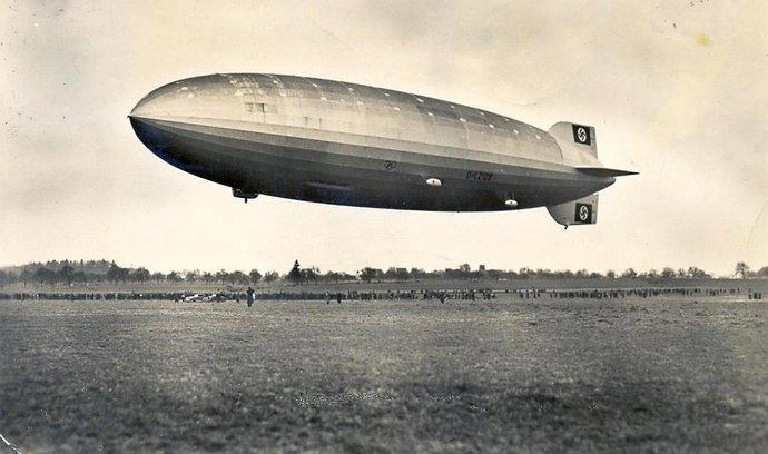Před 165 lety vzlétla první motorová vzducholoď. Uletěla 27 kilometrů