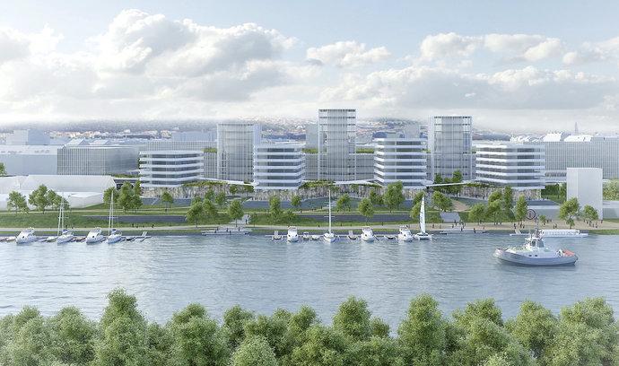 Skanska Property koupila developerský projekt na novou část Holešovic