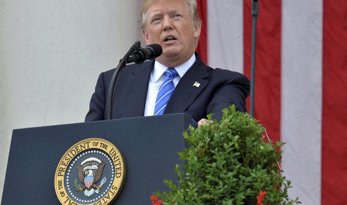 Trump by mohl pozvat Kima do Spojených států