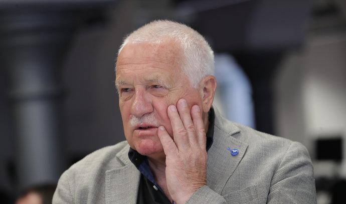 Klaus převzal ocenění v Polsku. Evropa potřebuje novou sametovou revoluci, prohlásil exprezident