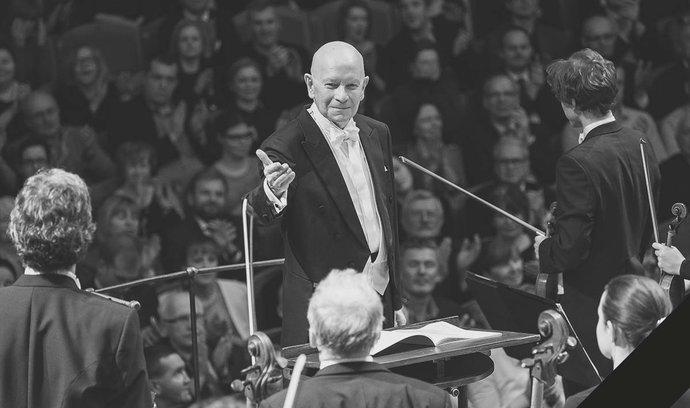 Odešel propagátor české hudby Jiří Bělohlávek