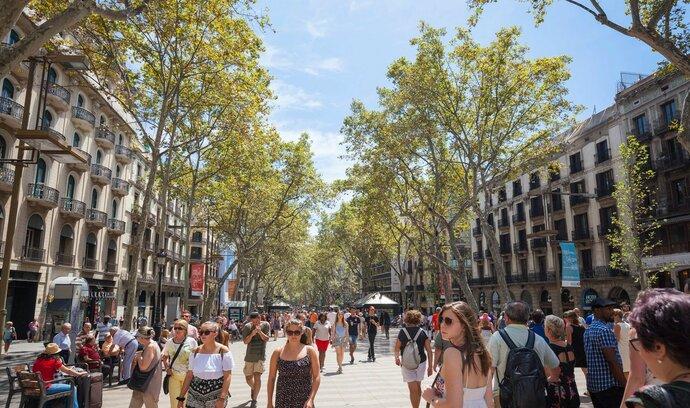 V nejnavštěvovanějších evropských městech se rozmáhá nevraživost vůči masám turistů