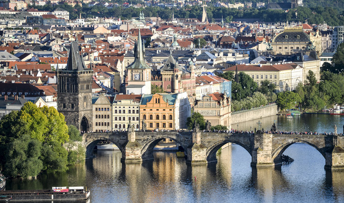Praha chce přilákat start-upy a zviditelnit se v cizině