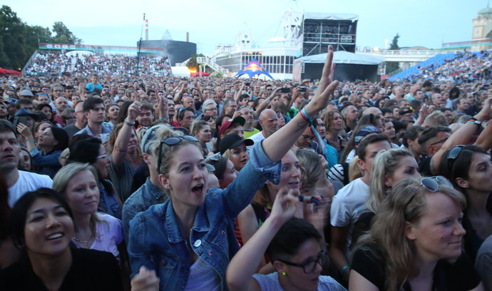 Naší ambicí není být největší, ale nejlepší, říká producent Metronome festivalu Martin Voňka