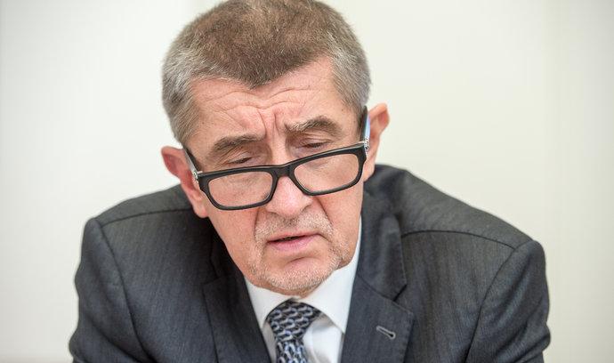 Babiš a Faltýnek na tapetě imunitního výboru. Vydání policii musí projednat do začátku září