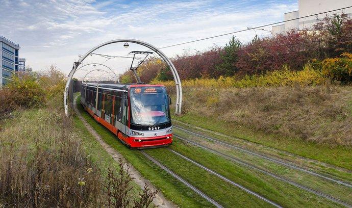 Praha chystá změnu územního plánu, umožní výstavbu nových tramvajových tratí a železnice
