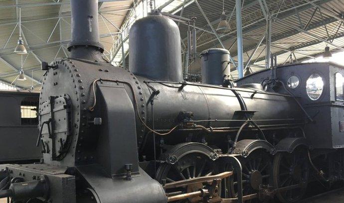 Retrostroje: Podívejte se na Milešovku, průkopnici železniční dopravy v Podkrušnohoří