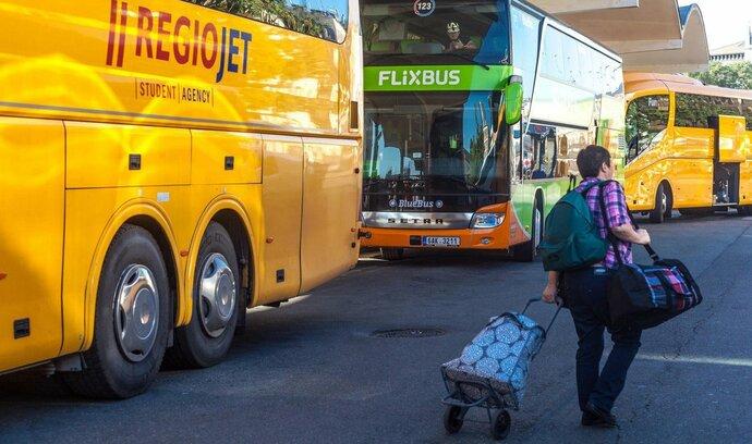 Protiútok proti Flixbusu: Regiojet vstupuje na trasu mezi Vídní a Budapeští