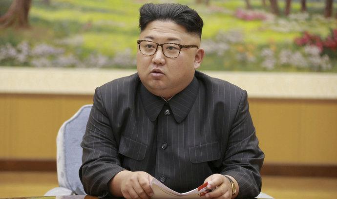 Naše raketa zasáhne kterékoliv místo ve Spojených státech, tvrdí Severní Korea