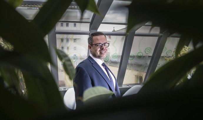 Michal Semotan: Pražská burza potřebuje hlavně větší firmy