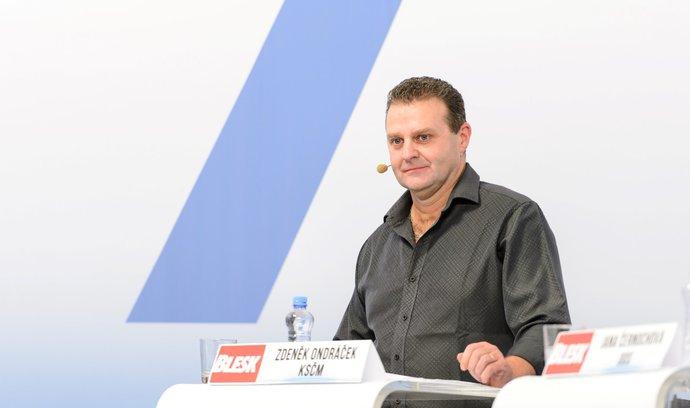 Komisi pro dohled nad GIBS by měl vést komunista Ondráček