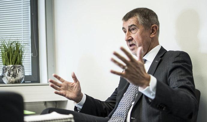 Babiš chce odvolat Ondráčka z čela komise pro kontrolu Generální inspekce bezpečnostních sborů