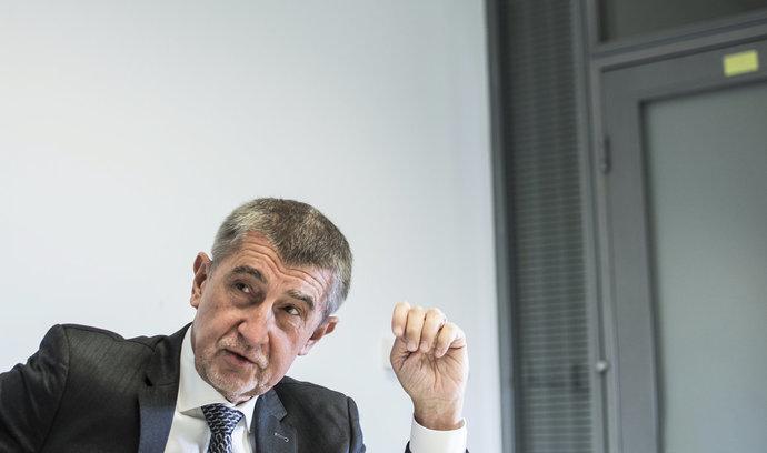 Nepřipadá mi to normální, prohlásil Babiš o žalobě Evropské komise kvůli kvótám