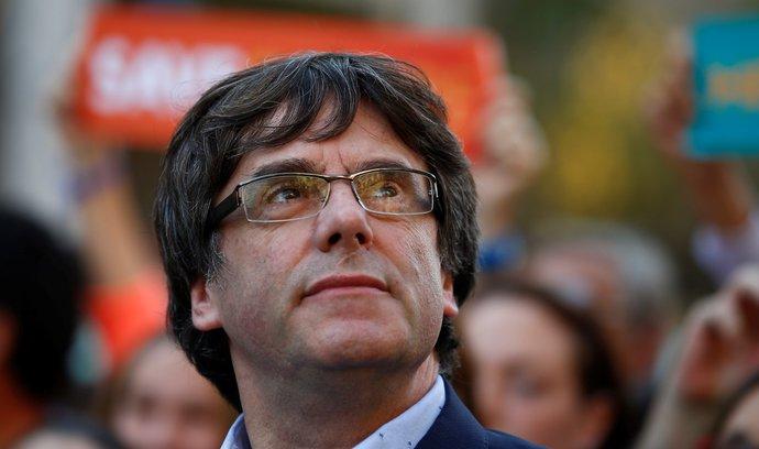 Puigdemont vyzval separatisty, aby vytvořili volební koalici