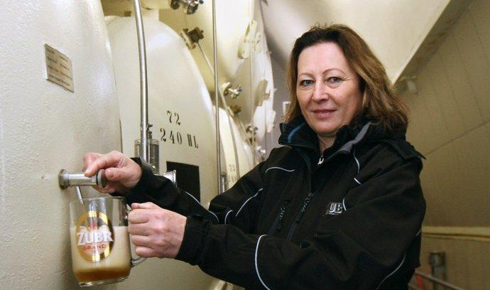 Pokles spotřeby čepovaného piva pocítil i přerovský Zubr, přesto plánuje investice za desítky milionů
