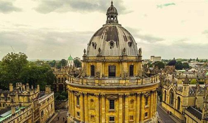 Anglický Oxford chce vytvořit první zónu s nulovými emisemi