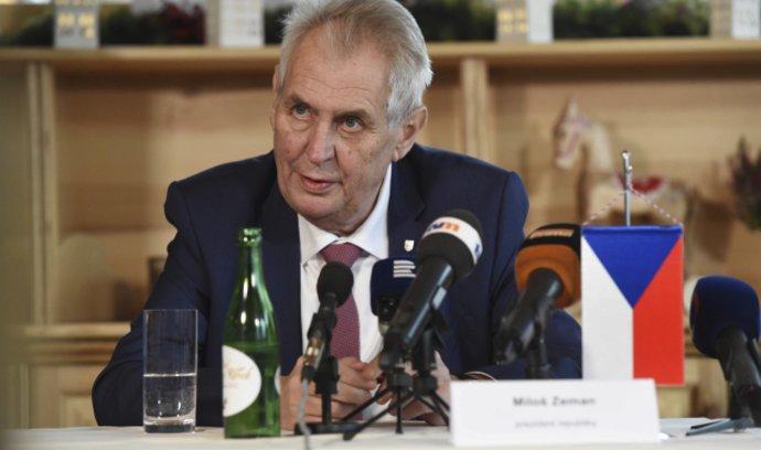 Romové se ohradili proti Zemanovým slovům o nepřizpůsobivých občanech