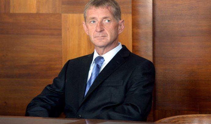 Janoušek neuspěl s žádostí o prominutí zbytku trestu