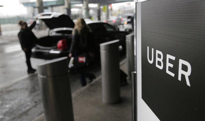 Ztráta Uberu už přesáhla miliardu dolarů