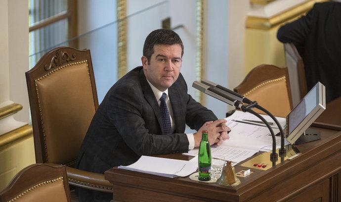 Hamáček bude kandidovat na předsedu ČSSD