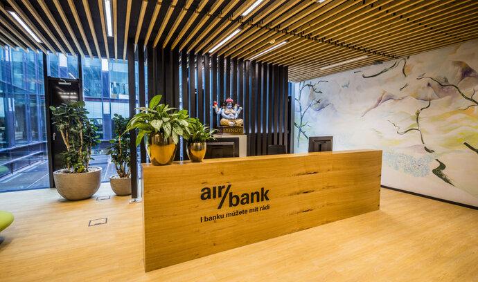 Air Bank spustila novou službu Odměny za placení