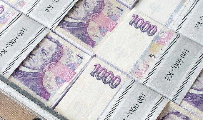 Češi investují do podílových fondů stále více