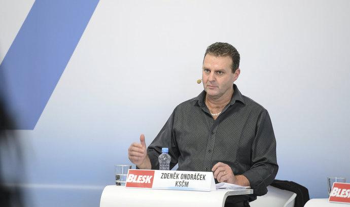 Komunisté si nechtějí nechat diktovat od Babiše, na nominaci Ondráčka do komise ke GIBS trvají