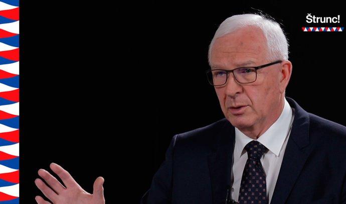 Drahoš: Vládu s podporou Okamury a komunistů bych jmenoval