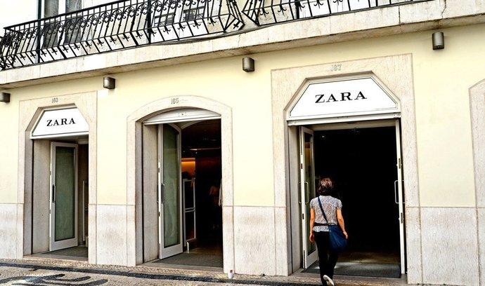Majiteli obchodů Zara se daří, pokračuje v expanzi