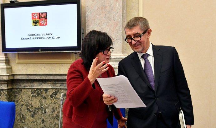 Komentář Jany Havligerové: Babišova rozpočtová jízda