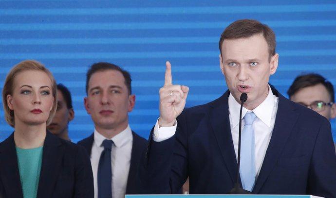 Soud zamítl odvolání Navalného kvůli kandidatuře na prezidenta