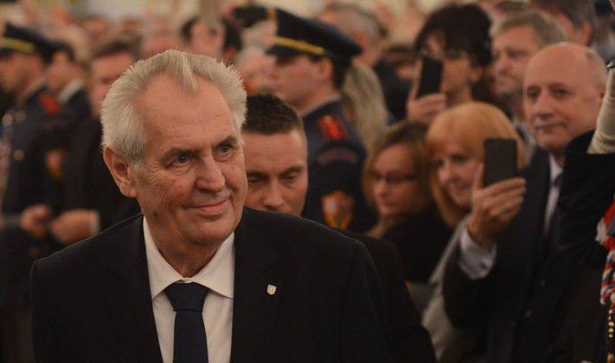 Nekomunističtí ministři z roku 1948 byli blbí, tvrdí Zeman