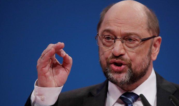Končící šéf SPD Schulz německým ministrem zahraničí nebude