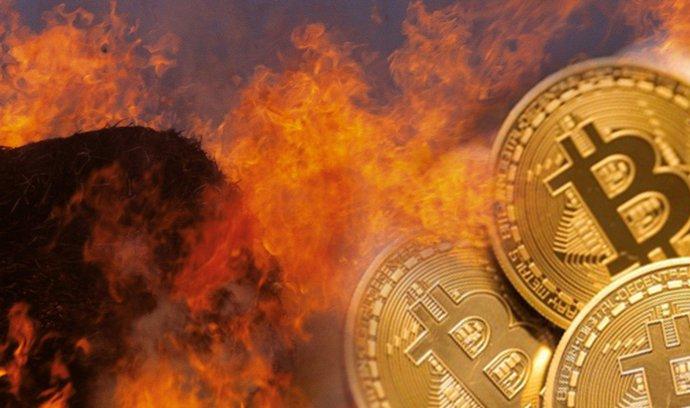 Bitcoin zastínil i ty největší bubliny. Místa k dalšímu propadu i růstu ceny je ale pořád dost