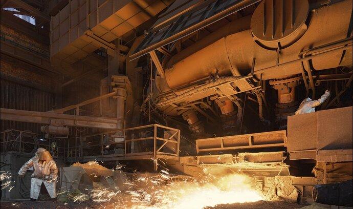 Třinecké železárny loni zvýšily tržby i zisk. Chrenek: Umožní nám to investovat