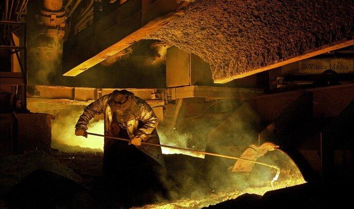 Železárny v Třinci dokončují rekonstrukci za téměř miliardu