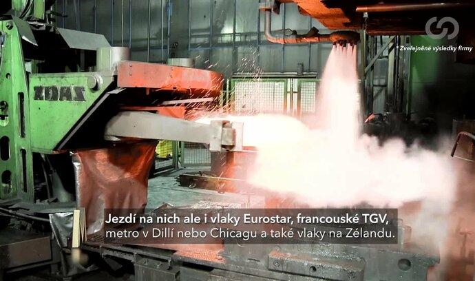 MILIARDÁŘI ČR&SR: Nejbohatší žena Česka vládne výrobě kol pro vlaky