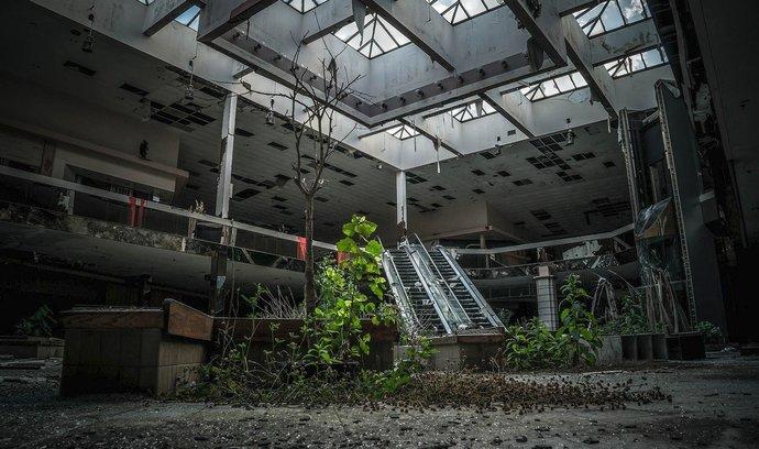 OBRAZEM: Když člověk opustí své stavby, zmocní se jich příroda. Vznikne dechberoucí podívaná