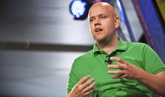 Mezi dolarové miliardáře se zřejmě zařadí i tvůrci Spotify