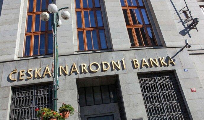 ČNB zřejmě brzy oznámí zpřísnění pravidel pro poskytování hypoték