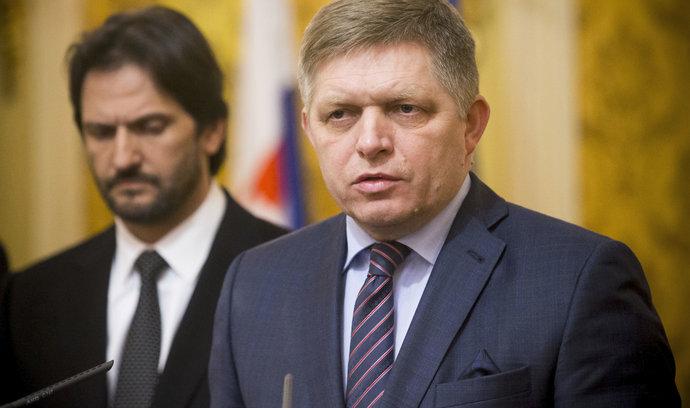 Fico se pustil do Kisky kvůli schůzce se Sorosem. Postavil se na stranu opozice, prohlásil