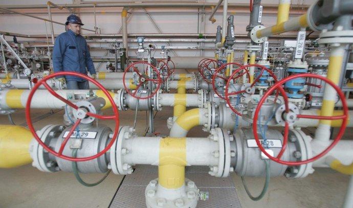 Dceřiná společnost EPH koupí plynové zásobníky v Bavorsku