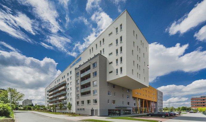 f0cece6d5 U stanice metra Opatov vyrostl nový bytový komplex Zahrady Opatov. Jeho byty  jsou nyní nabízeny